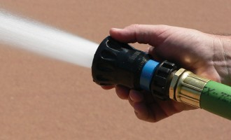 Provides adjustable stream to fog spray