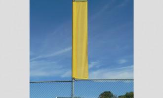 Economy Foul Pole Kit