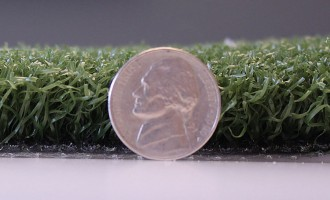 42 oz turf, 1mm rubber
