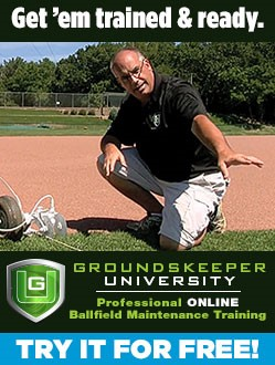 Paul Zwaska Groundskeeper U