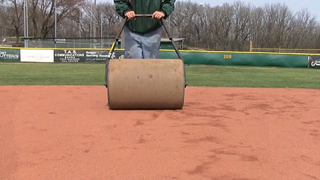 Rolling the Infield