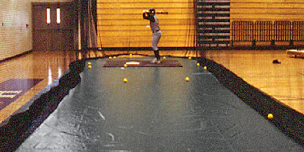 Gym Floors Should Be Protected From Damage Caused By Hit Or Dropped Bats These Heavy Vinyl Protector Pads Also Guard Against Scratches When Moving