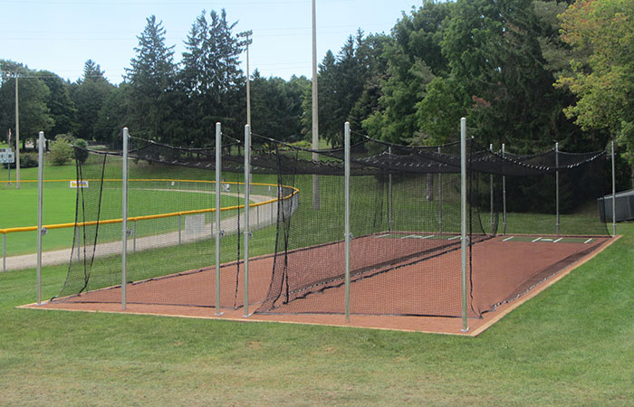 Precision Athletics - TUFFframe Outdoor Tensioned