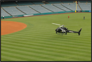 beacon athletics helicopter drying