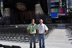 Gary Vanden Berg and Mike Boettcher