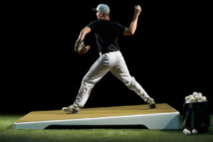 Platform Portable Pitching Mound