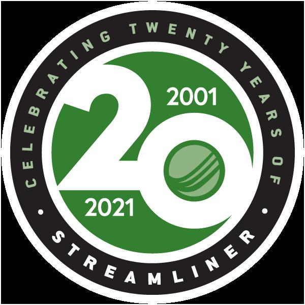 Streamliner 20th